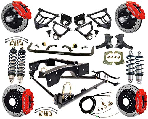NEW RIDETECH COILOVER SYSTEM WITH WILWOOD DISC BRAKES,CONTROL for sale  Delivered anywhere in Canada