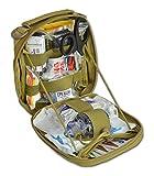 quick clot advanced - Lightning X Gunshot Trauma/Hemorrhage Control Kit In MOLLE IFAK Pouch - TAN
