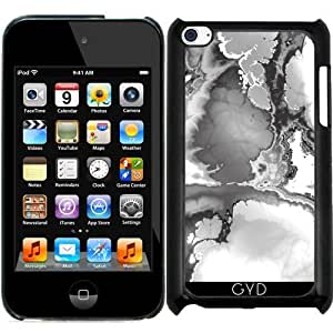 Funda para Ipod Touch 4 - Fractal B & W by More colors in life