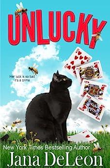 Unlucky by [DeLeon, Jana]