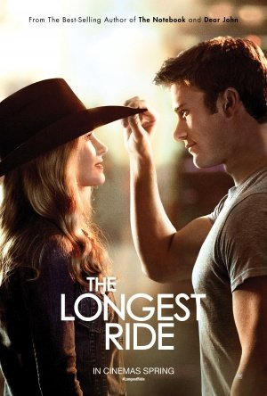 THE LONGEST RIDE – US Imported Movie Wall Poster Print - 30CM X 43CM Brand New