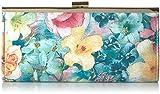 Jessica McClintock Laura Soft Frame Clutch, Floral