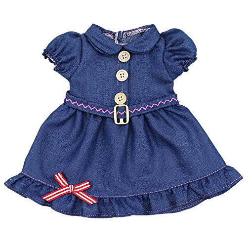 Jeans Doll Clothes - 4