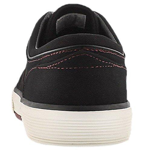 Polo Ralph Lauren Mens Faxon Lage Vetersluiting Mode Sneaker