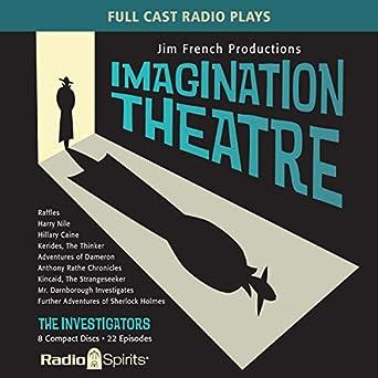 Imagination Theatre (Audio Download): Amazon in: Original