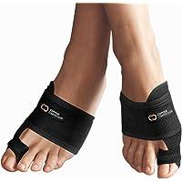 Copper Compression Bunion Corrector Toe Splints. Bunion Relief Brace and Toe Straightener. Big Toe, Hammer Toes Splint…