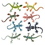 Lizard Party Favors, Assorted 8ct