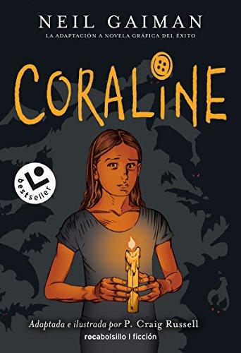 Descargar Libro Coraline Neil Gaiman