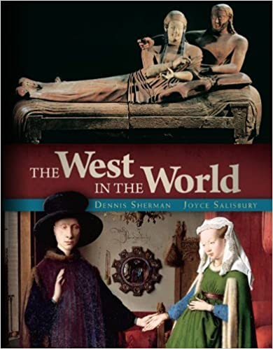 The West in the World by Dennis Sherman (2013-09-19)