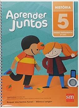 Aprender Juntos História - 5º Ano   Amazon.com.br