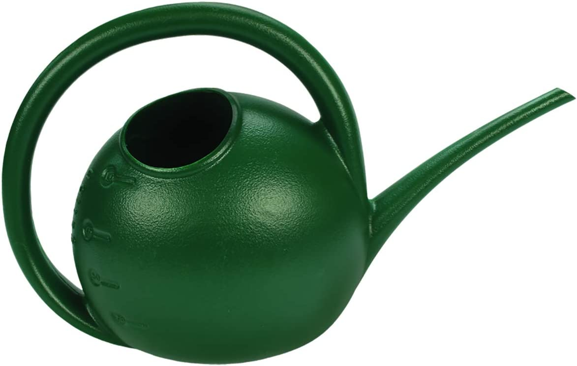The HC Companies RZ.WC1G0B91C006LRTSA 204401 Rzwc1G0B91 Watering Can, Evergreen, 1-Gallon, 1 Gallon, Green