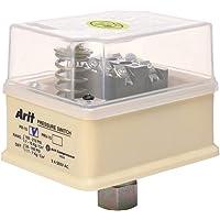 ARIT Compressor Metal Automatic Pressure Cut-Off Switch (Ivory)