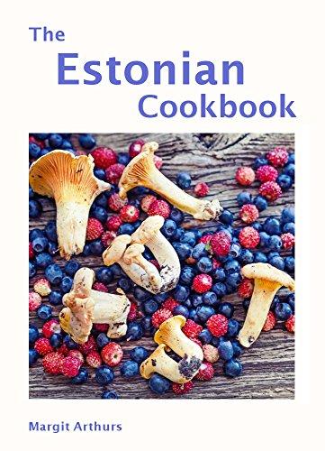 The Estonian Cookbook by Margit Arthurs