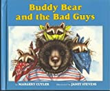 Barry Bear and the Bad Guys, Margery Cuyler, 0395599393
