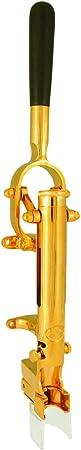 Boj: Sacacorchos de pared de oro (24 quilates, edición limitada)