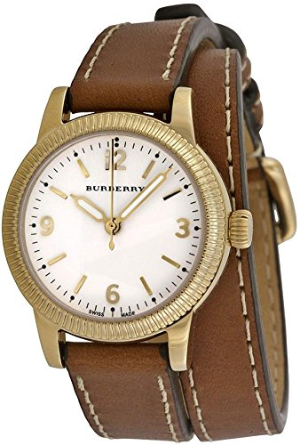 Burberry The Utilitarian Ladies Watch - Gold Tone