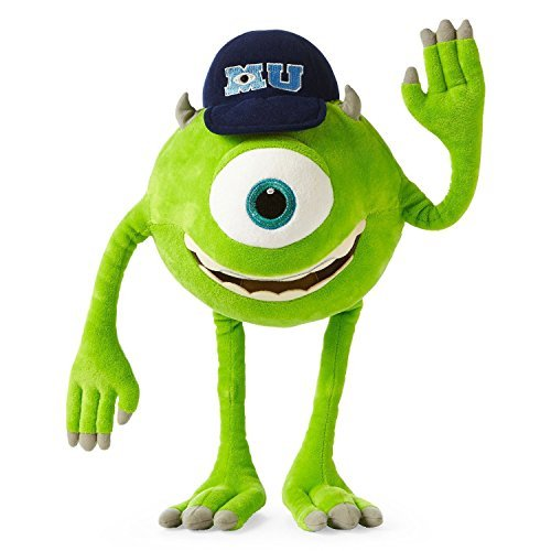 Disney Monsters University Mike Wazowski Plush Large 18