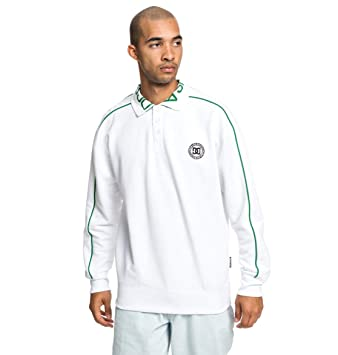 DC Shoes Springhill - Sudadera Polo - Hombre - L: DC Shoes: Amazon ...