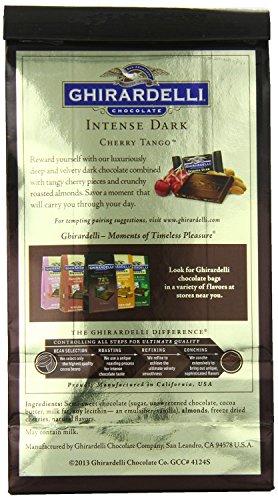 Ghirardelli Cherry Tango Intense Dark 4.12oz (6-pack)
