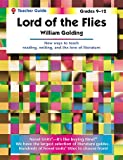 Lord of the Flies Teacher Guide, Novel Units, Inc. Staff, 1561373834