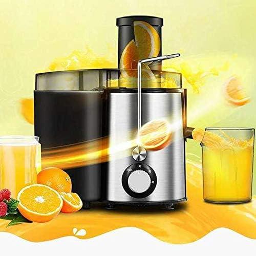 Ménage Multifonctionnel Électrique Presse-Agrumes, Cuisine En Acier Inoxydable Machine Pour Extraction Fruits Et Légumes, De Centrifuge Extractor
