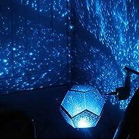 Roebii Lámpara De Proyector De Luz De Noche Estrellada Lámpara De ...