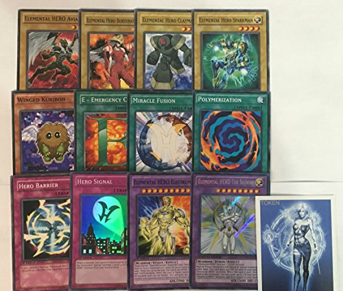YUGIOH Jaden Yuki Deck with exclusive Phantasm Gaming (Yugioh Jaden Deck)