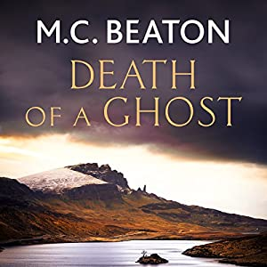 Hamish Macbeth: Death of a Ghost Audiobook