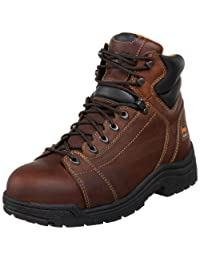 "Timberland PRO Men's Titan 6"" Lace to Toe Safety-Toe Boot"