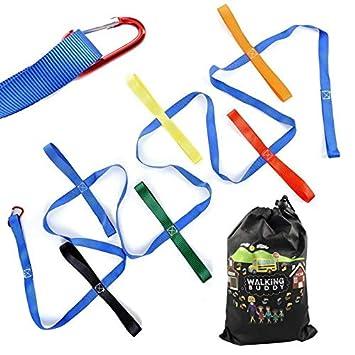 Amazon Com Walking Rope For Preschool Colorful Handles Keeps
