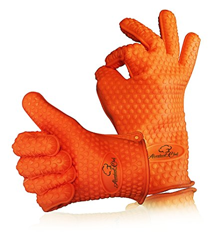 Abundant Silicone Grilling Cooking Gloves