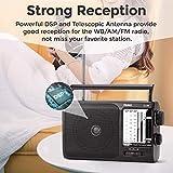 J-05 Portable AM FM Radio NOAA Weather Transistor