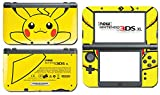 Pikachu Special Edition Video Game Omega Ruby Alpha Sapphire X and Y Ash Vinyl Decal Skin Sticker Cover for the New Nintendo 3DS XL LL 2015 System Console