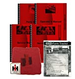 Farmall SUPER M Deluxe Tractor Manual Kit