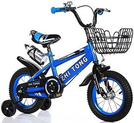 Dsrgwe Bicicleta niño, Bicicletas for niños 3-6-9 años de Edad ...