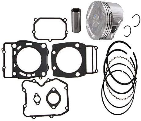 Amazon Com Standard Bore Piston Gasket Ring Kit 1996 2010 Polaris