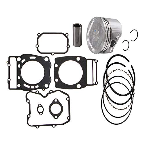 Standard Bore Piston Gasket Ring Kit For 1996-2010 Polaris Sportsman Ranger Scrambler Magnum Big Boss 500 2x4 4x4 6x6