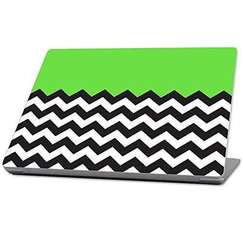 大人気新作 MightySkins Protective Durable Chevron and Unique Vinyl wrap (MISURLAP-Lime cover [並行輸入品] Skin for Microsoft Surface Laptop (2017) 13.3 - Lime Chevron Green (MISURLAP-Lime Chevron) [並行輸入品] B07899F8QQ, メゾンドアクセソワ:a3ae70a3 --- senas.4x4.lt