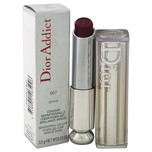 Christian Dior Addict # 967 Gotha Lip Stick for Women, 0.12 Ounce