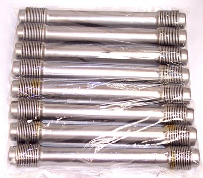 PREMIUM 1600CC PUSH ROD TUBE, SET OF 8