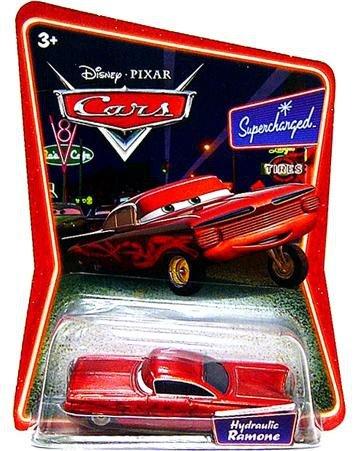 Pixar Cars: Hydraulic Ramone - Thrifty Car