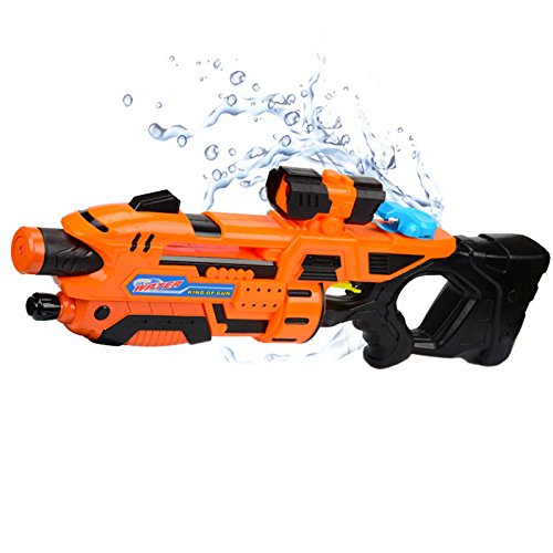 pinnacleT1 Super Soaker Water Gun Squirts for Kids, Super Soaking Water Blaster,Water Launcher for Water Fight Great Summer Toys Outdoor for fun