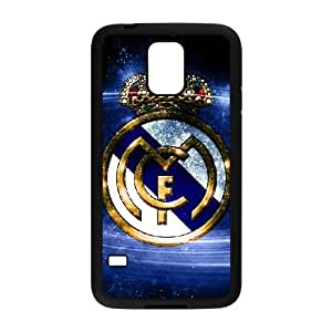 Samsung Galaxy S5 Cell Phone Case Black Real Madrid jlcx