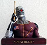 Earth X Deathlok Limited Edition Resin Bust thumbnail