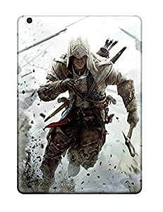 Top Quality Rugged Assassin's Creed 3 2012 Game Case Cover For Ipad Air