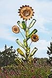 Bottle Tree & Sunflower Set