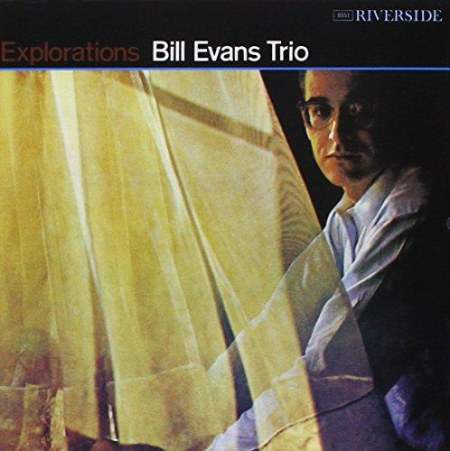 Explorations Remasters Bill Trio Evans