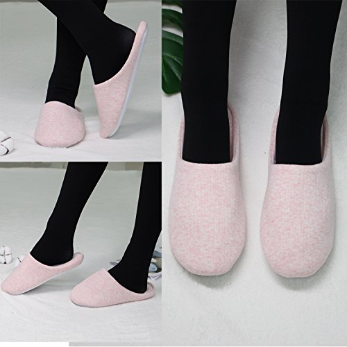 Ofoot Ofoot Rose Chaussons Chaussons femme 1gBUra1q