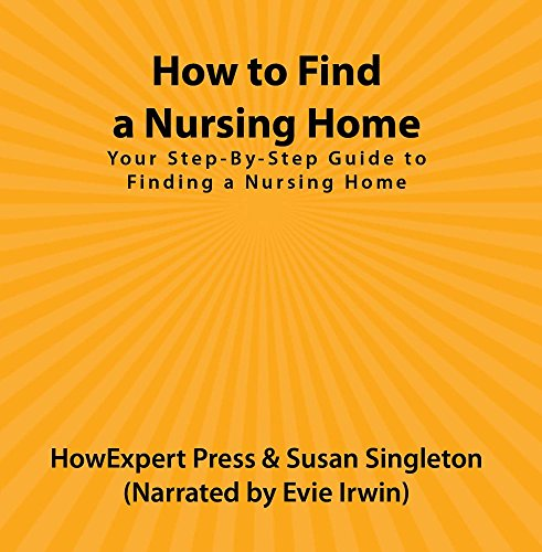 Price comparison product image How to Find a Nursing Home