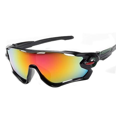 fd24a1ecc5 Gafas de sol deportivas para ciclismo, polarizadas protección UV,gafas de sol  deportivas UV400